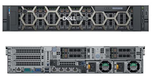 Dell PowerEdge R740xd Server   Custom Configured   Bar None